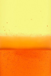 Hommage à Mark Rothko n°1: orange, miel, argan. Vinaigrettes a