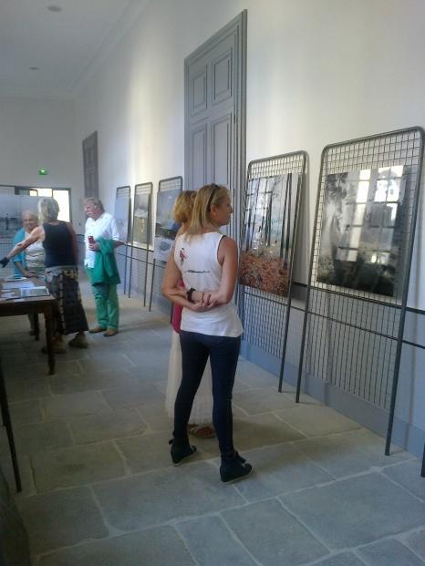 l'expo de Alastair Magnaldo