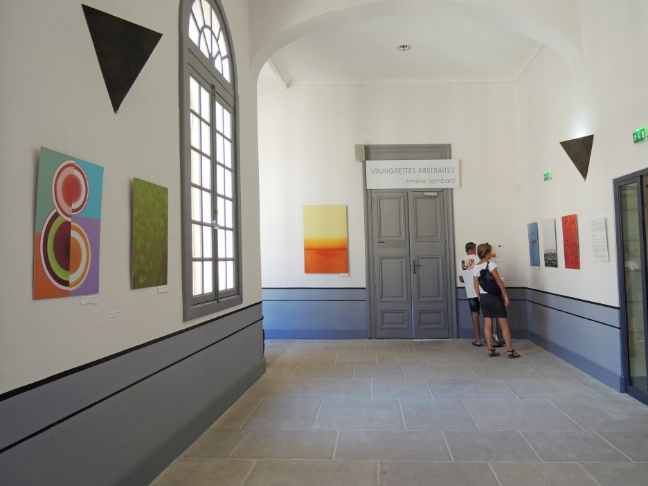 l'expo d'Amélie Lombard