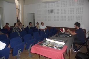 Conférence de Julien Delaval