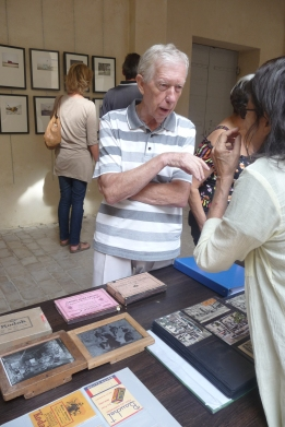 Mr Trinquier expose sa collection ancienne