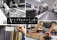 visuel art photo lab