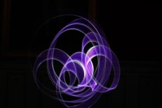 Atelier Lightpainting animé par Morgane Fay