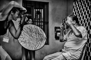 Atelier shooting de Sophie Saâda