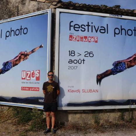 10 maxi affiches dans l'Uzège