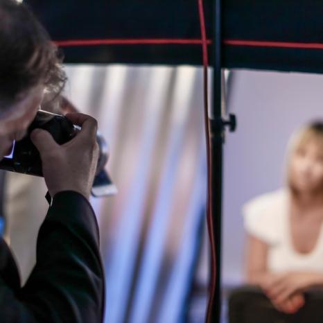 """workshop """"La beauté est une rencontre"""" stage portrait"""