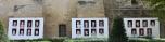 Portraits des habitants du quartier des Amandiers réalisés par Pierre-Emmanuel Coste